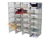 Mailsort Frame Unit - 24 Compartments