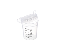 Urine Collection Beaker with Easy Pour Spout