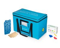 Large Insulated Medical Carrier Thermal Bundle - Antimicrobial