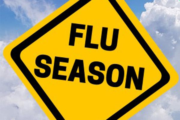 Don't let flu season catch you out!