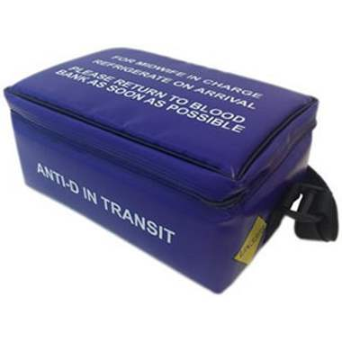 Anti-D Transport Bag