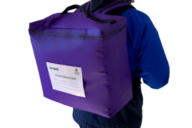 Versapak Food Delivery Backpack